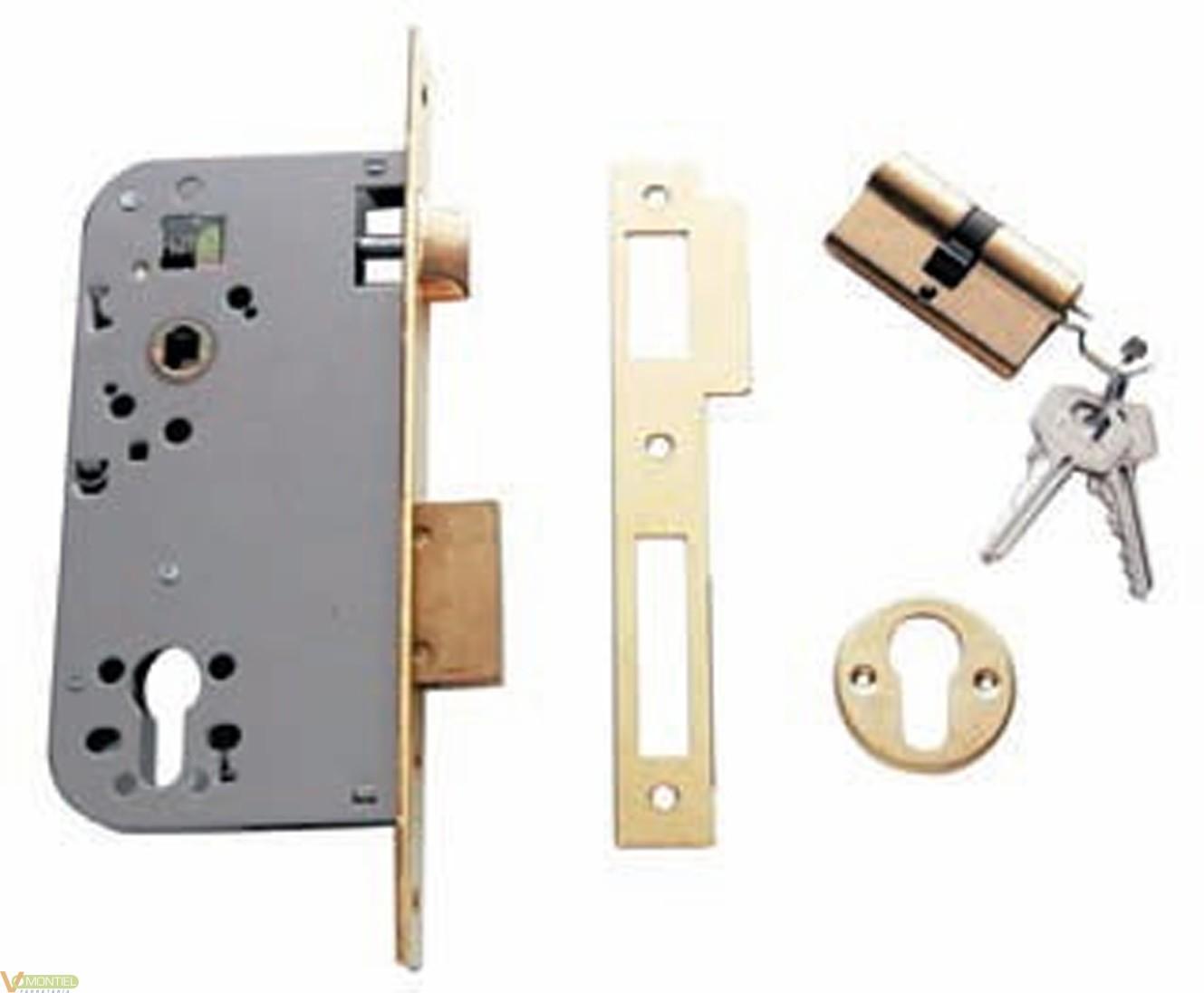 Cerradura c/cu 23x60mm 203060h-0