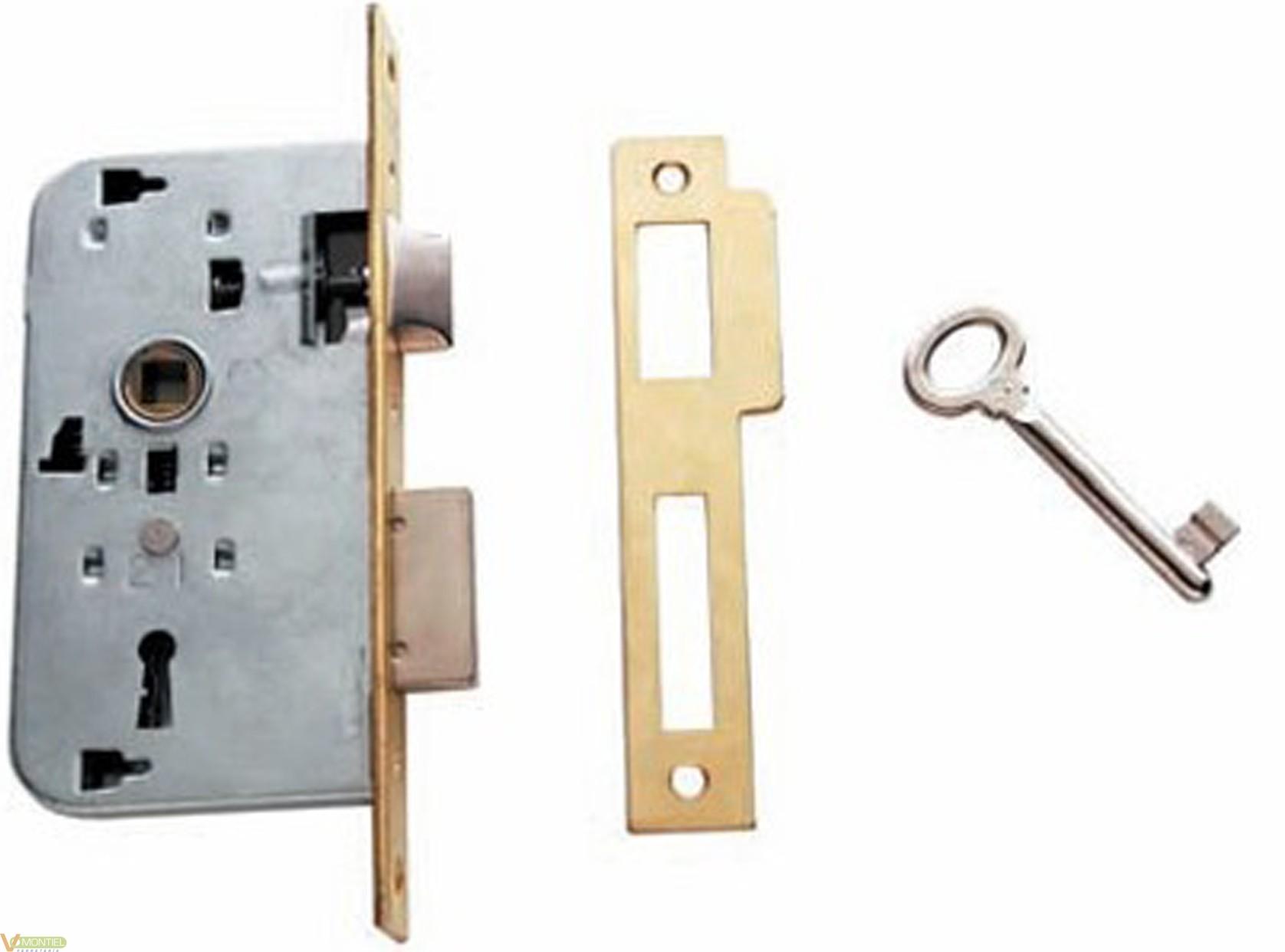 Cerradura c/cu 20x40mm 200240h-0