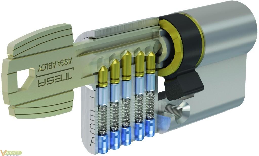 Cilindro seg 30x30mm 503b3030l-0