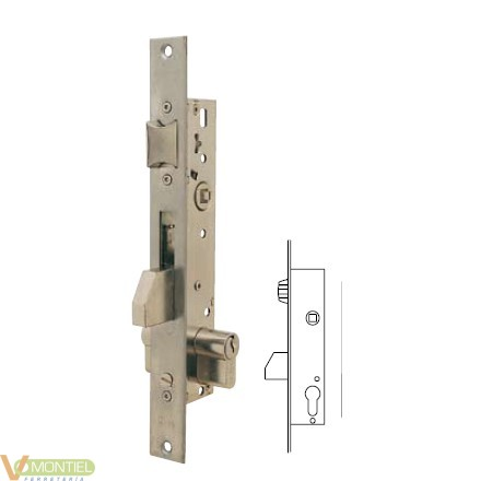 Cerradura rod/pal.desl. 22x20m-0