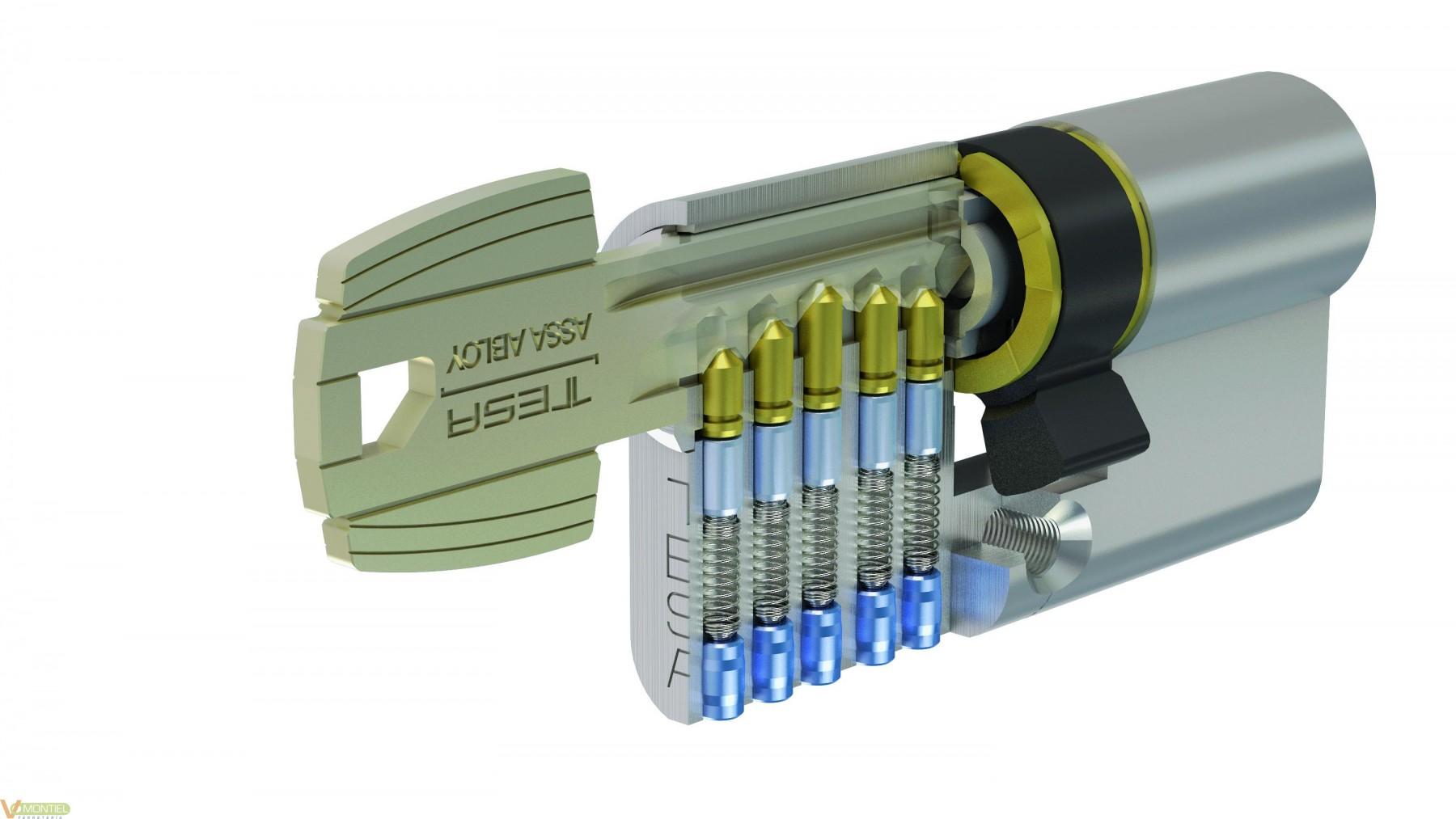 Cilindro 30x30mm 50303030l lat-0