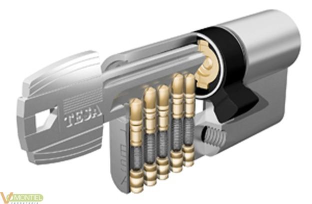 Cilindro 30x10mm 52003010n niq-0