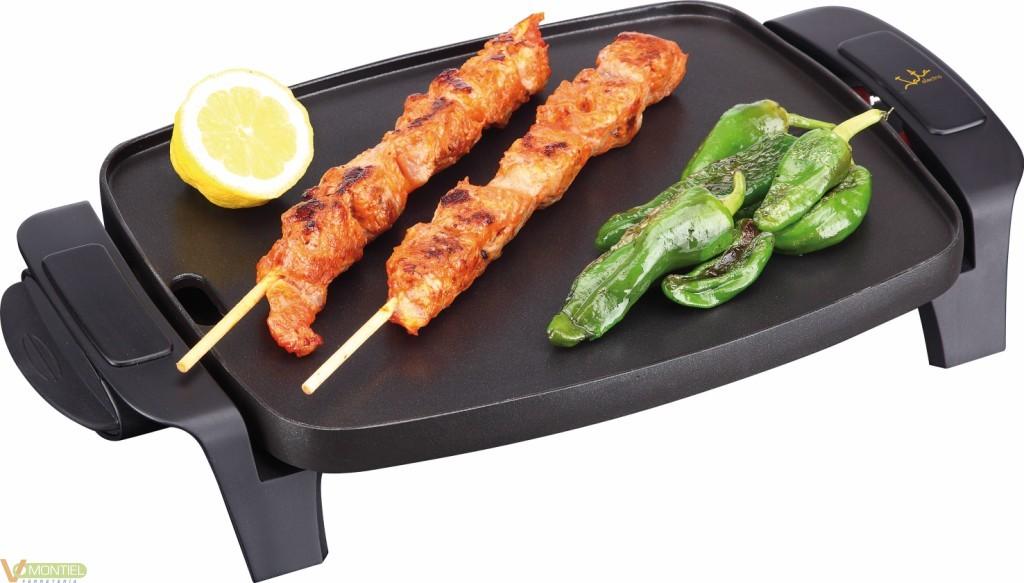 Plancha asar 1000 w antiadhe online plancha barata for Plancha electrica cocina