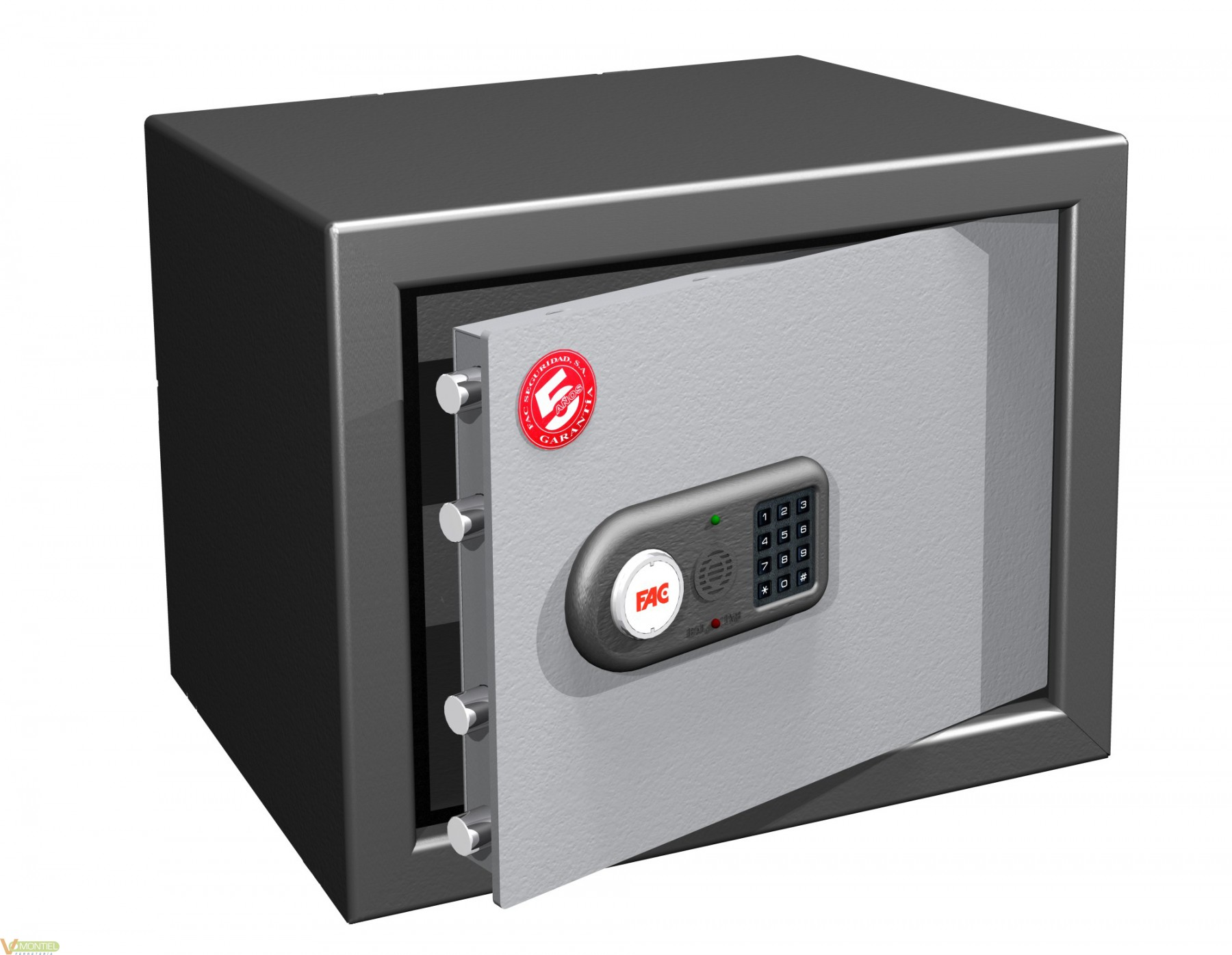 Caja fuerte sobrep 380x485x350-0