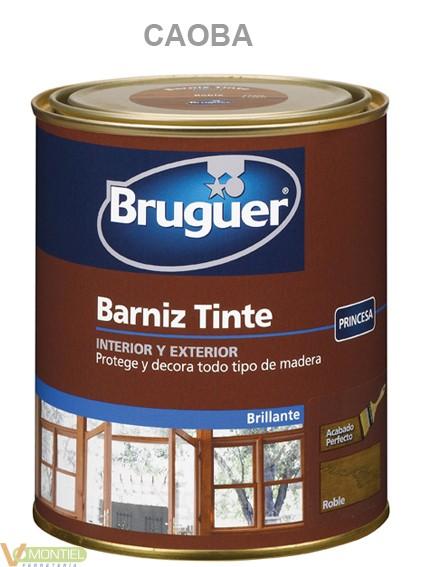 Barniz bri. int/ext caoba 750-0