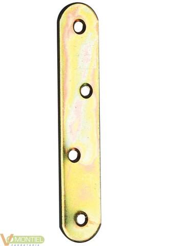 Placa 80x19mm-0