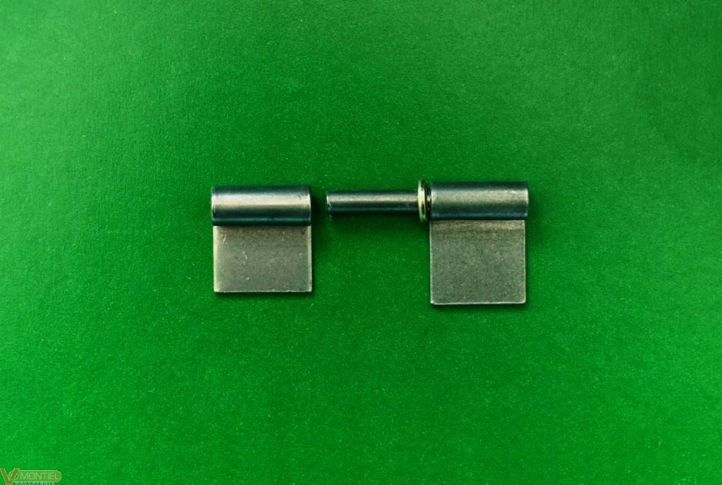 Pernio ventanal 50mm lat dch 2-0