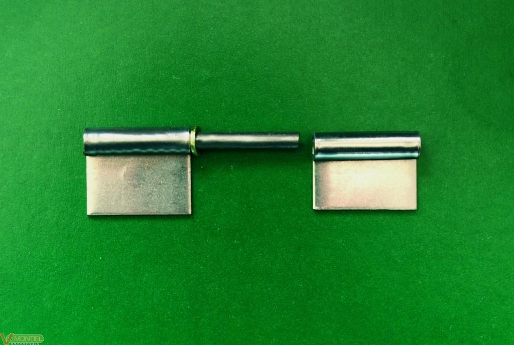 Pernio ventanal 80mm lat izd-0