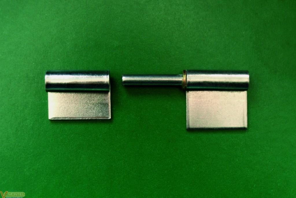 Pernio ventanal 80mm lat dch 2-0