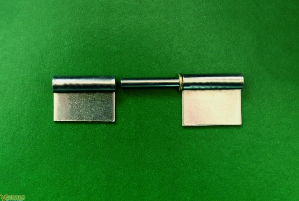 Pernio ventanal 80mm lat dch-0
