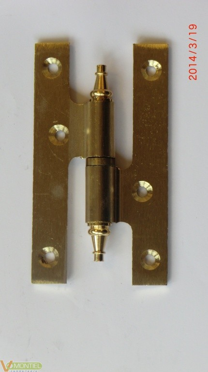 Pernio c/cu 100x55mm-0