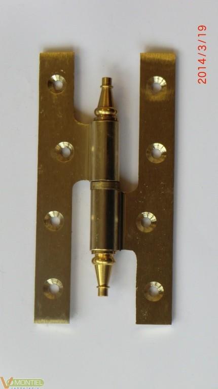 Pernio c/cu 120x60mm-0