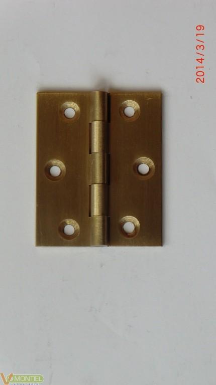 Bisagra s/rem. 50x40mm lat 152-0