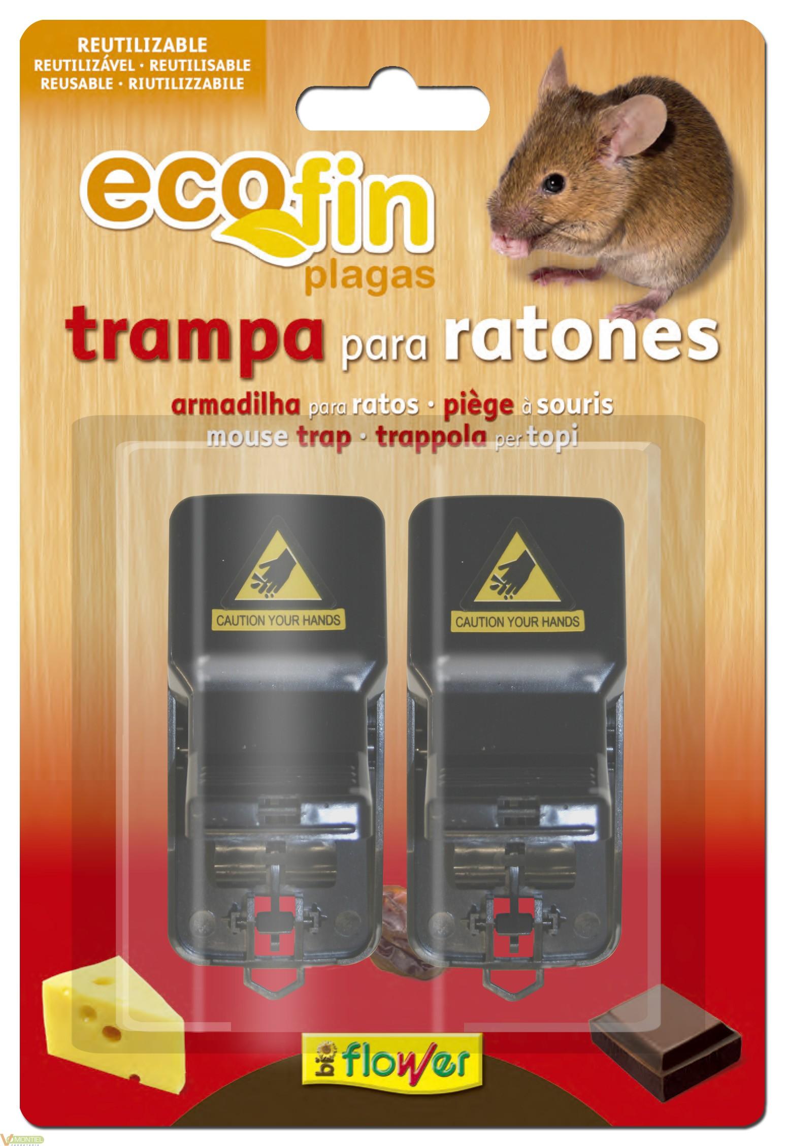 Trampa ratones mecanica ecofin-0