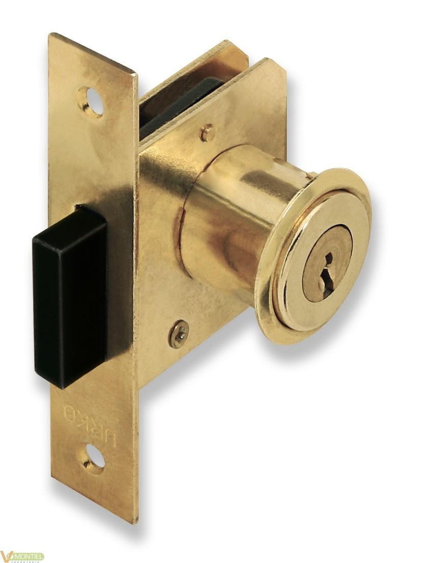 Cerradura mueb entrada 50mm 22-0