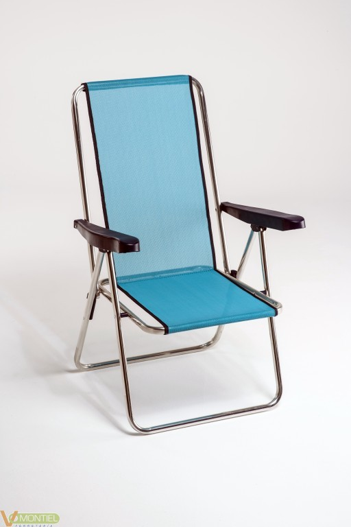Hamaca playa azul verdoso 367a-0