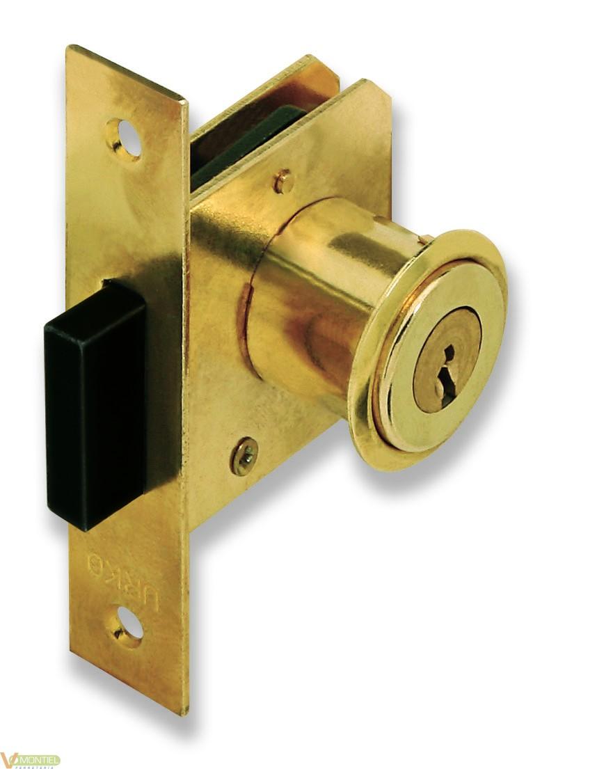 Cerradura mueb entrada 25mm 22-0
