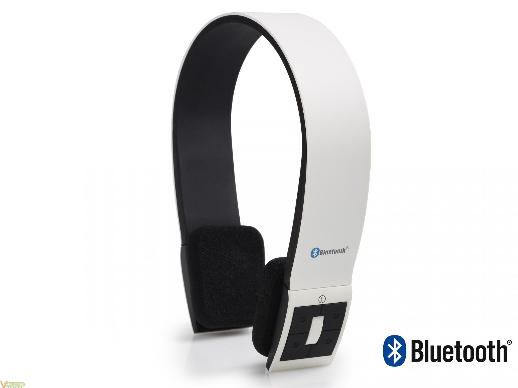 Auricular multimedia bluetooth-0