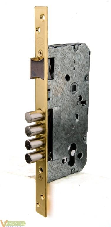 Cerradura seg. 1p 22x50mm hl27-0