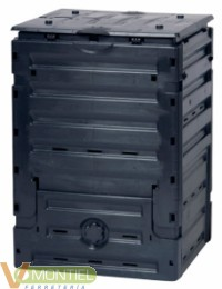 Compostador 300lt/h 60x60x90cm-0