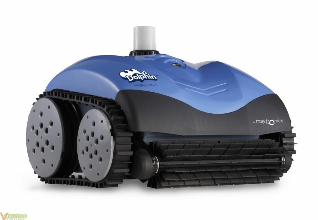 Robot piscina automat suelo hi-0