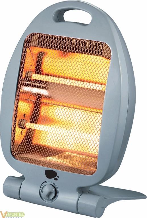 Calefactor halogeno 800w vh968-0