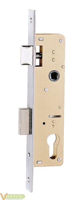 Cerradura metalica embutir 22x-0