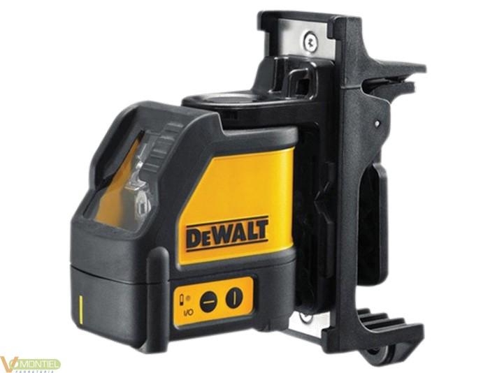 Nivel laser dewalt autoniv 2l-0