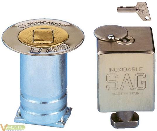 Cierre cp2 acero inox sag-0