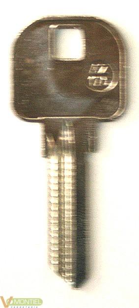 Llave acero jma lin-3d-0