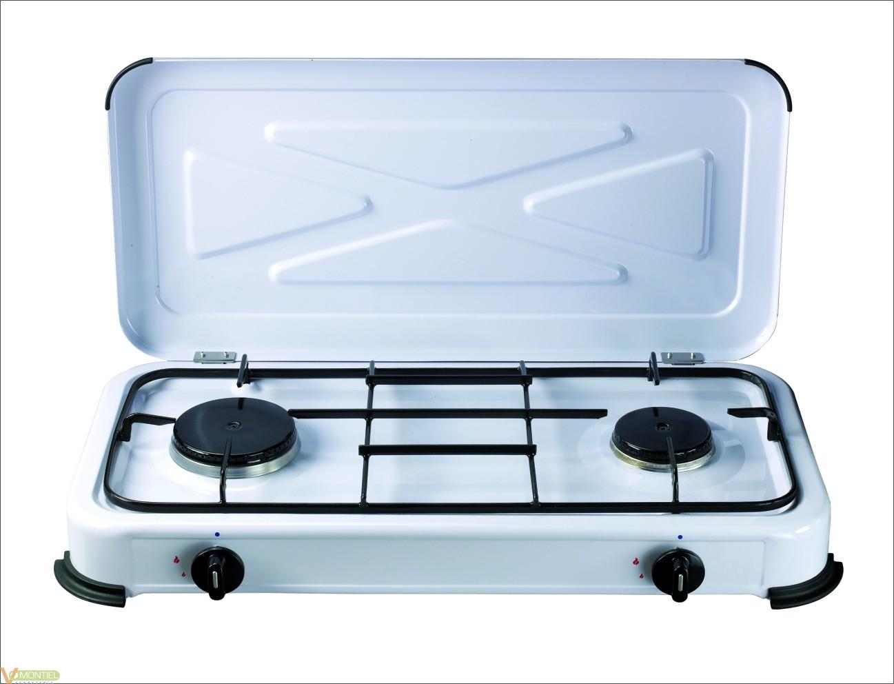 Cocina portatil a gas vivah vh-0