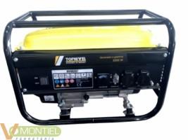 Generador gas. 2,2kva 15lt niv-0