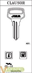 Llave acero jma cl-1i-0