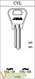 Llave acero jma cvl-2d-0