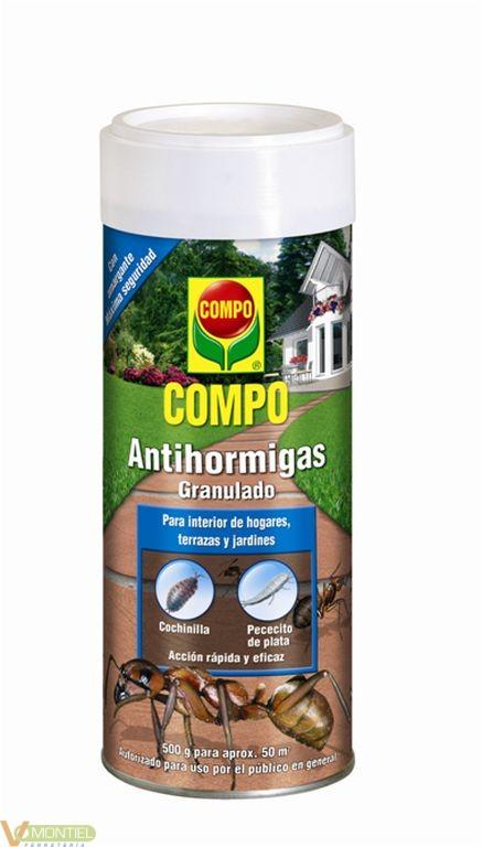 Insecticida hormi granulado co-0