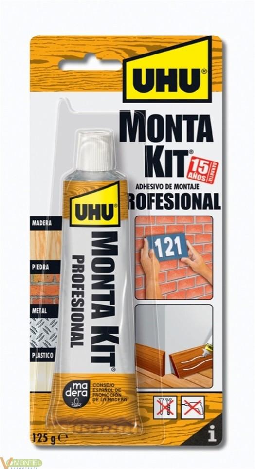 Adhesivo montaje prof bei 125-0