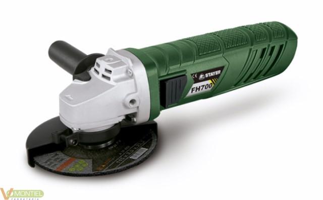 Amoladora bric 115 mm 700w fh-0