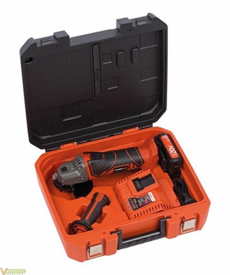 Amoladora bric 115 mm 20v/40v-0