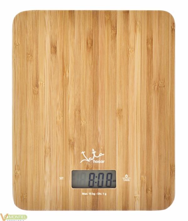 Balanza electr. 15kg bambé-0
