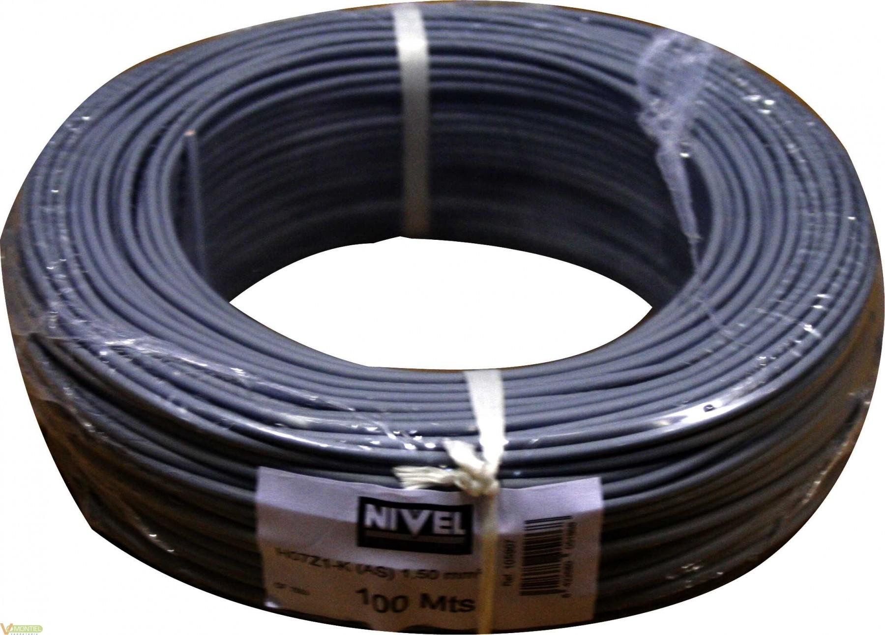 Cable hilo flexible 1,5mm 100-0