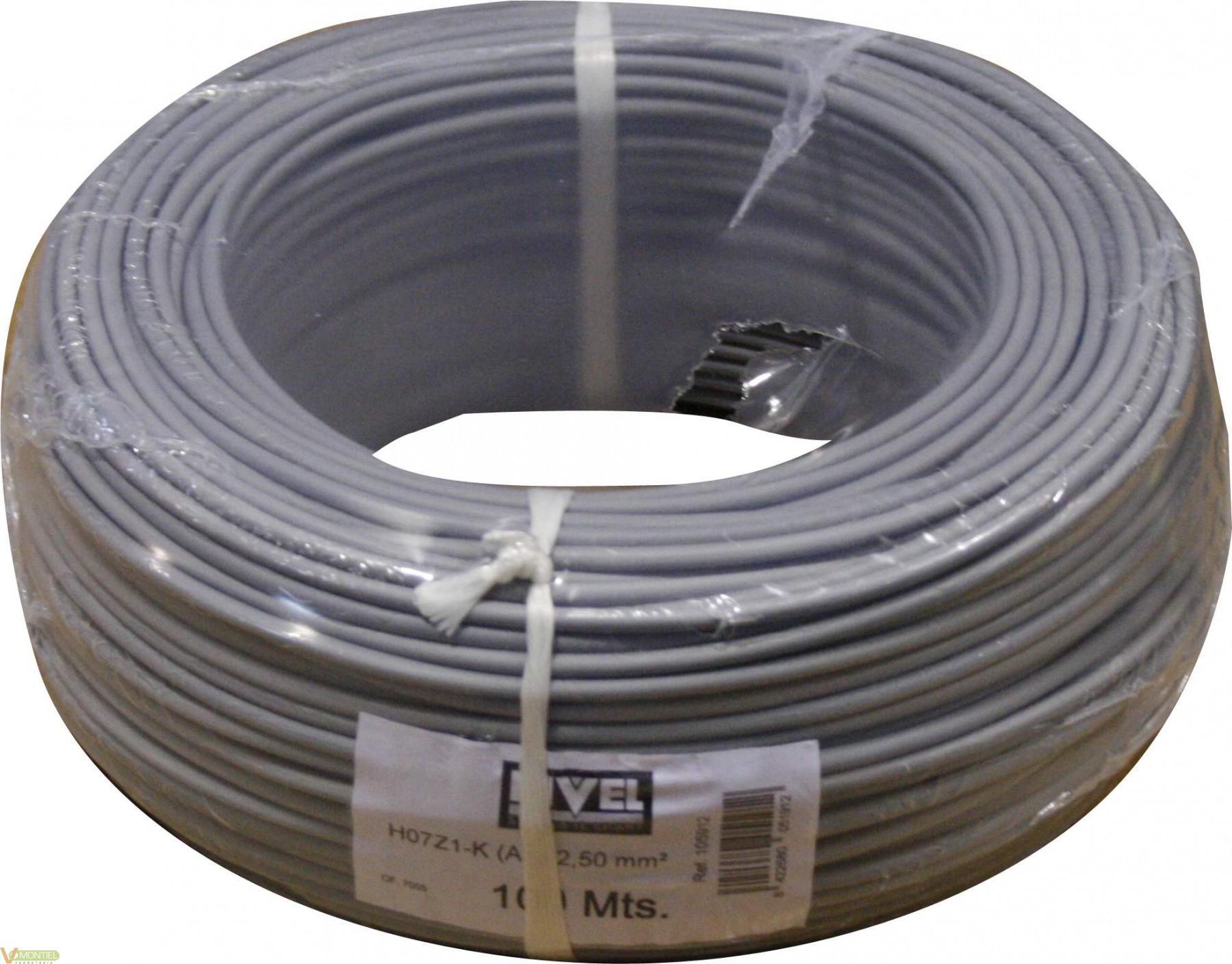 Cable hilo flexible 2,5mm 100-0