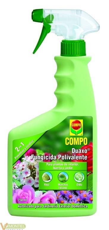Fungicida polivalente compo 75-0