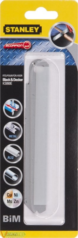 Hoja sierra l125mm hss-0