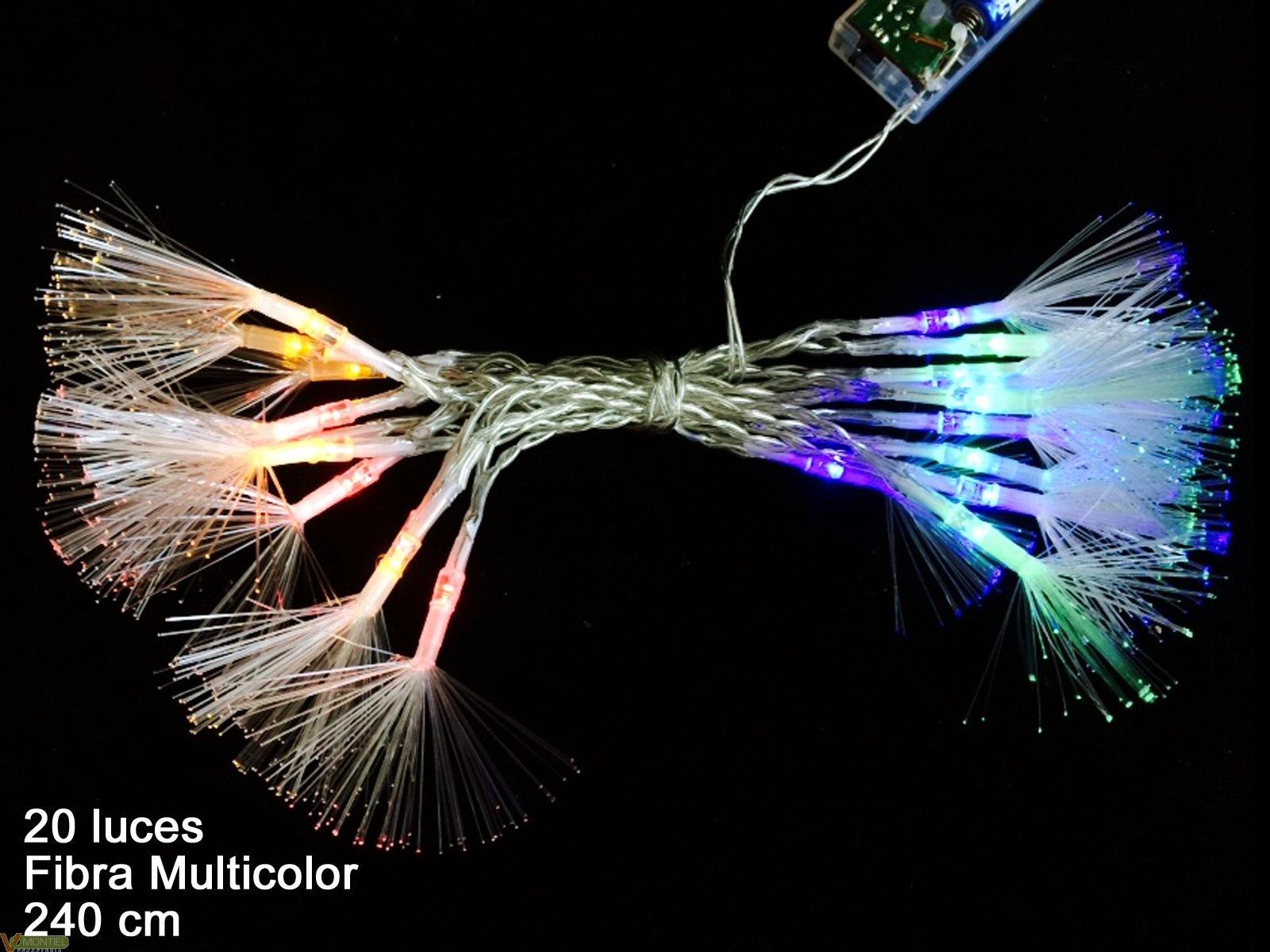 Luz flash led 240 cm blanco-0