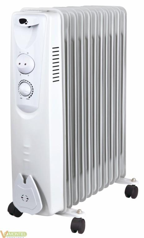 Radiador elec 11 elementos 250-0