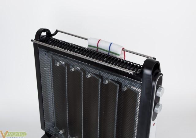 Radiador 1200/2000w rd227n-0