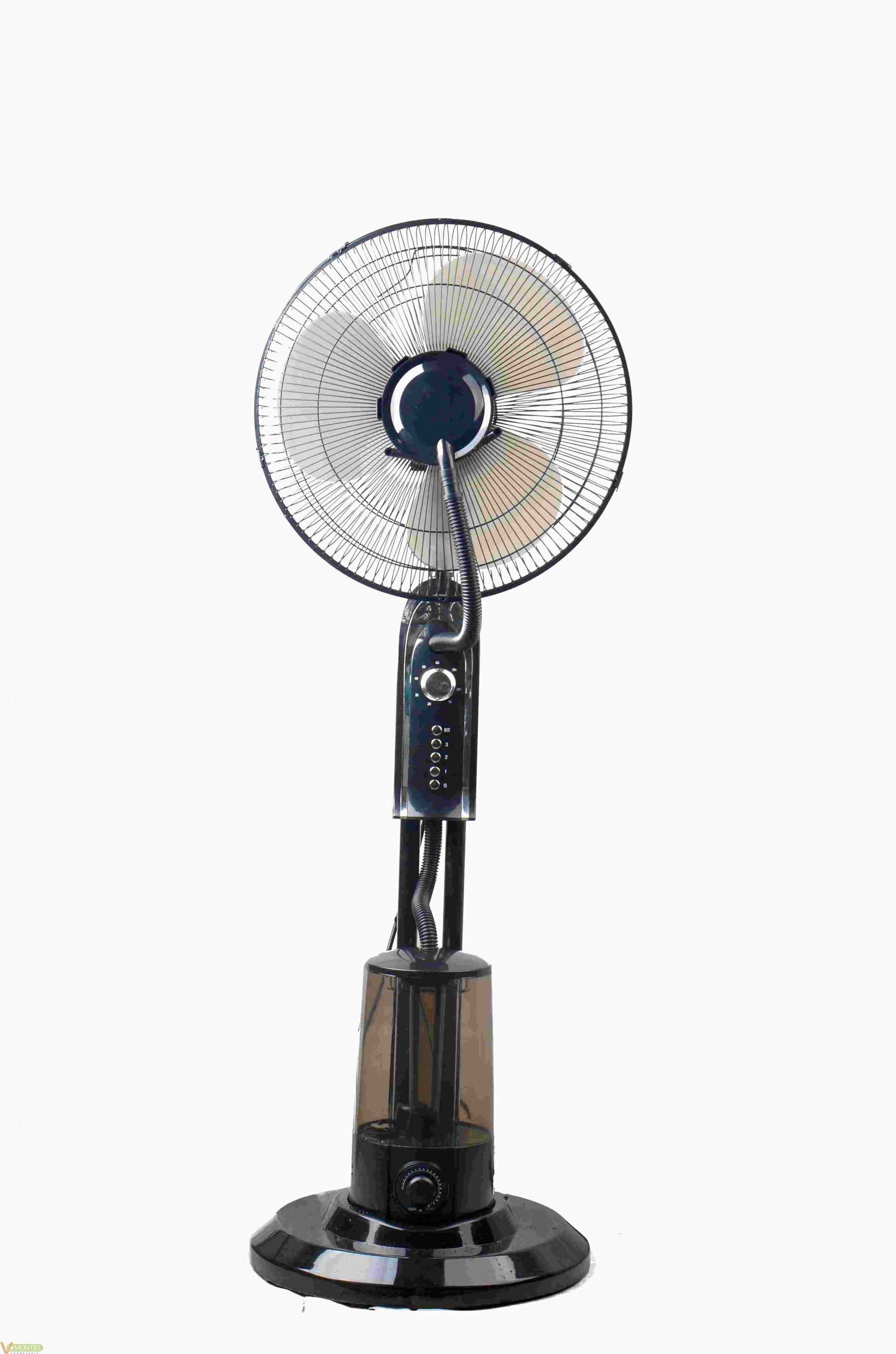 Ventilador pie 75w-3v 40cm neb-0