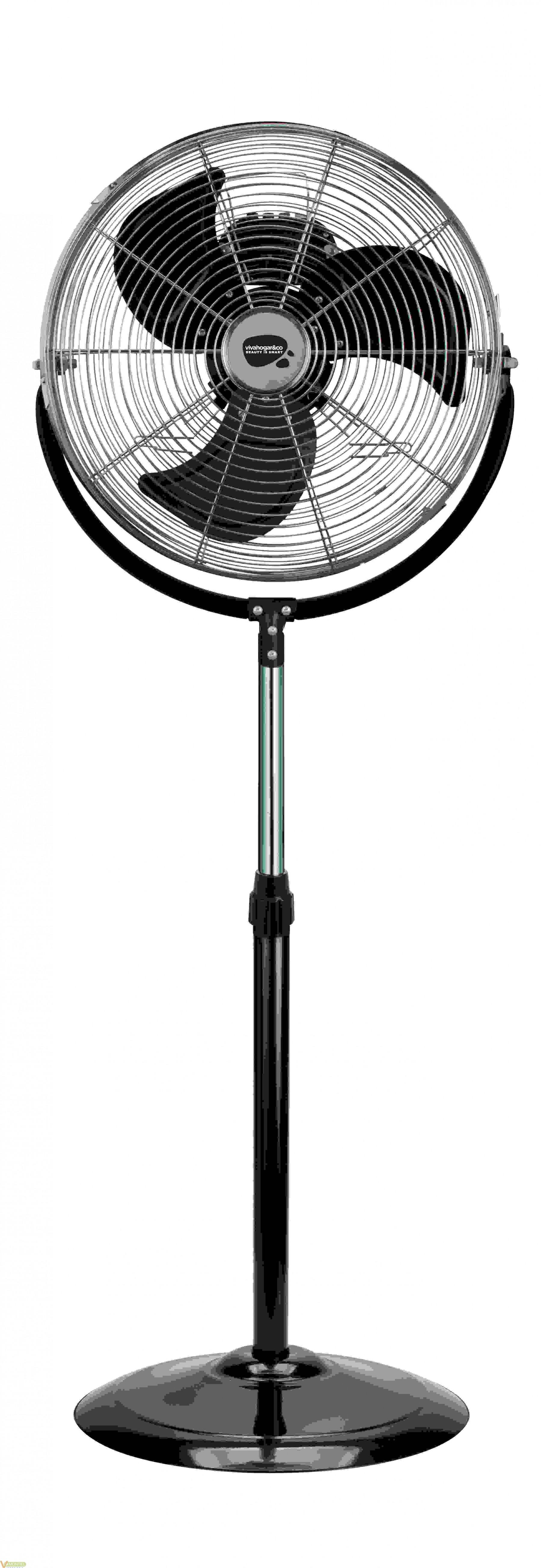 Ventilador pie 170w-3v 45cm su-0