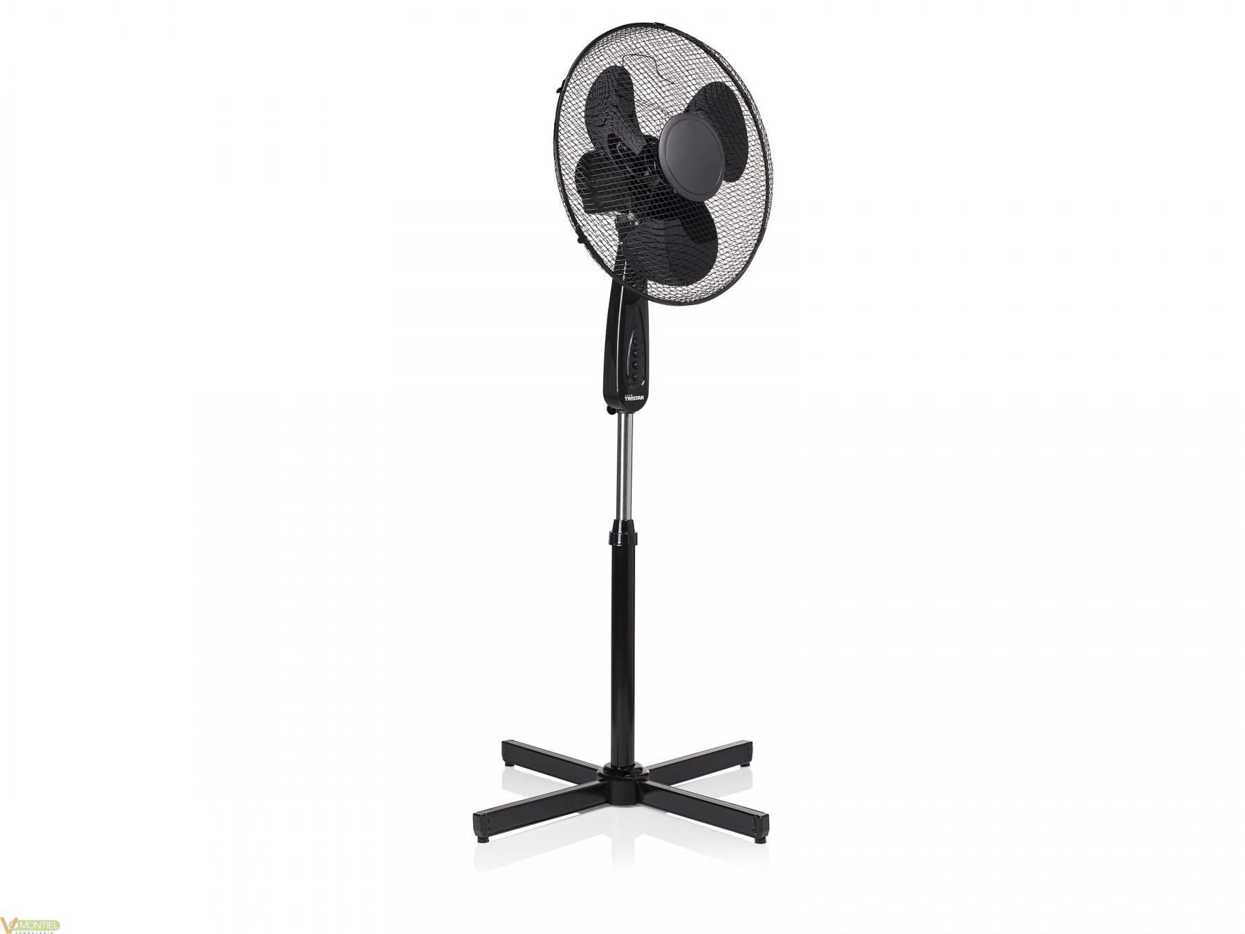 Ventilador pie 50w-3v 40cm-1