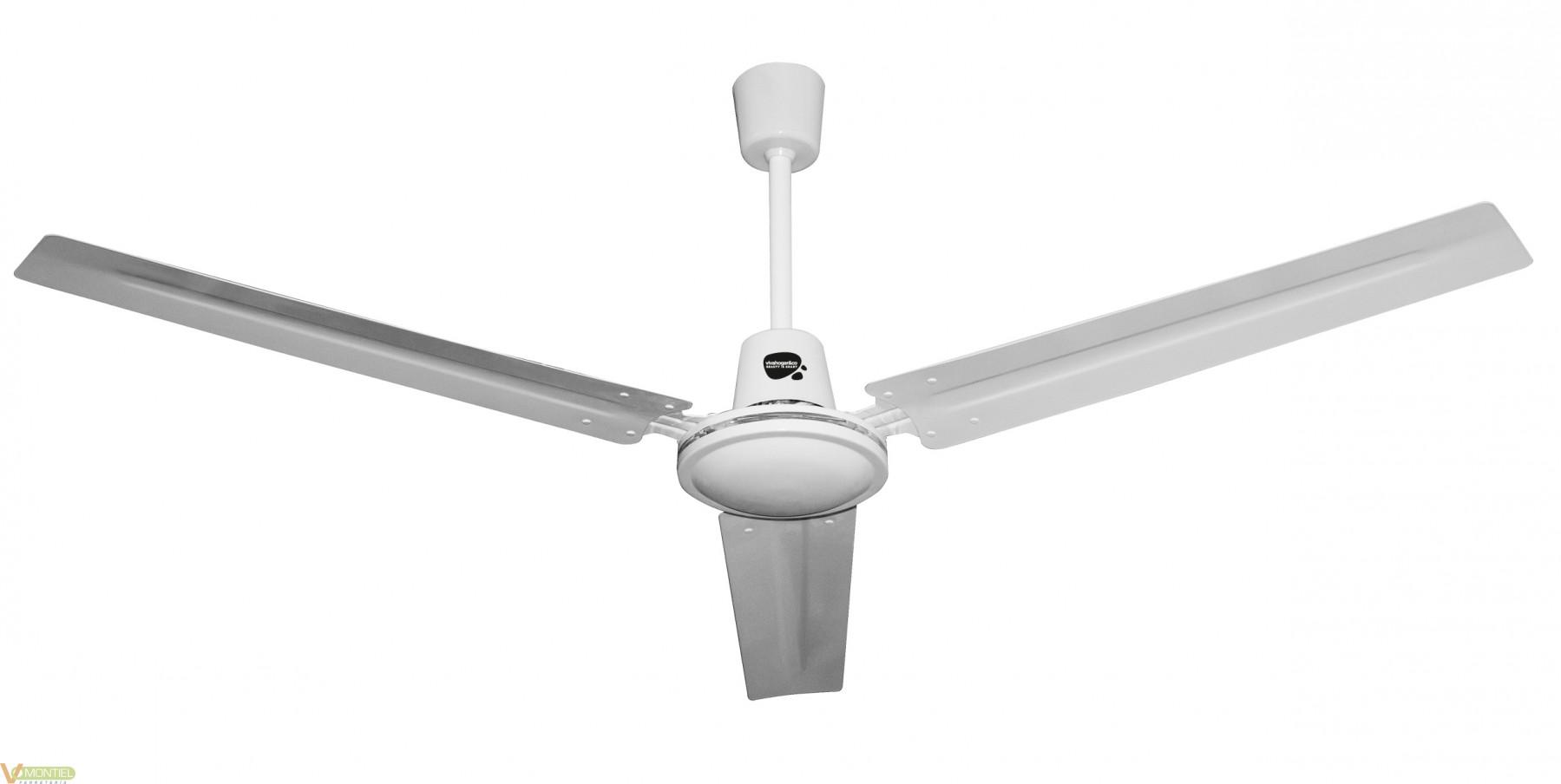 Ventilador techo 65w-3v 140cm-0